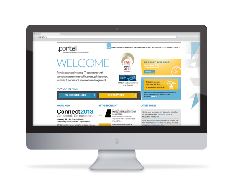 Portal Partnership Screenshot
